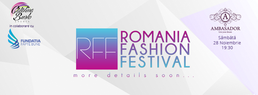 romania fashion festival 2015